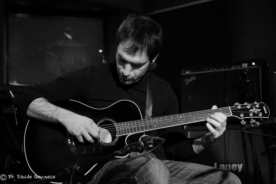 paolo santarelli,chitarra,gilgamesh,torino musica